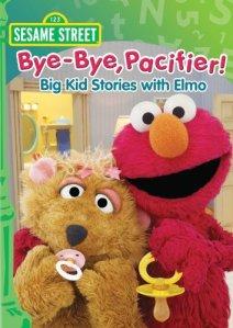 Elmo, Bye-Bye Pacifier, Bye Bye Binky