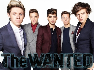 One Direction, The Wanted