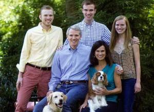 Rob Portman, Will Portman