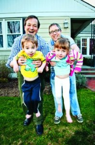 Westchester Magazine, New Dads, gay dads, Jerry Mahoney